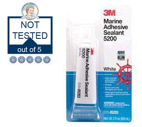 Marine adhesive sealant