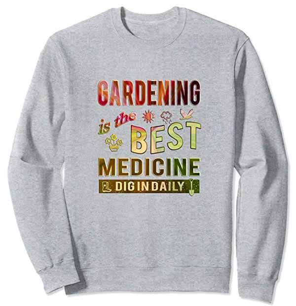Gardening is the Best Medicine