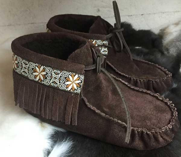 Moccasin kit