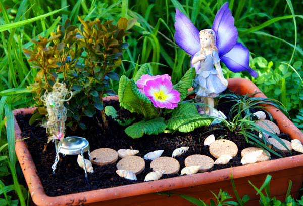 Fairy Gardening 101 by Fiona McDonald project