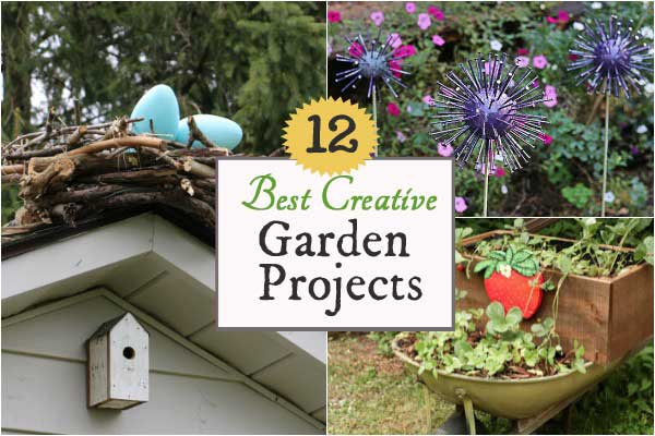 12+ Best Creative Garden Projects of the Year