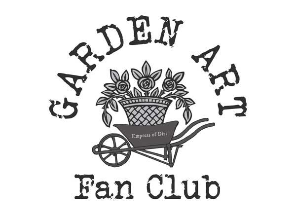 Garden Art Fan Club by Empress of Dirt