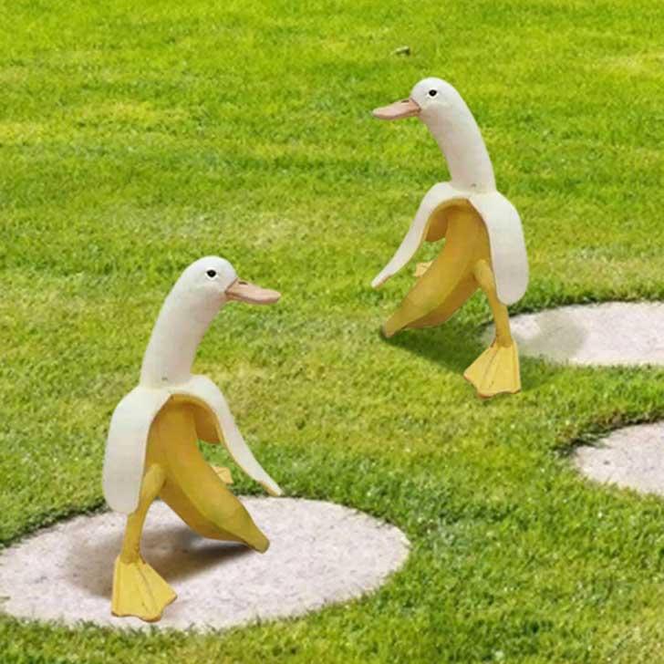 Duck banana peels by gabrieldesignsfinds on etsy