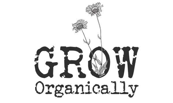 Grow Organically T-Shirt by Empress of Dirt