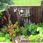 Galvanized Watering Can Garden Art & Fountains