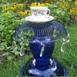 Teacups In the Garden: A Garden Art Project and Secret