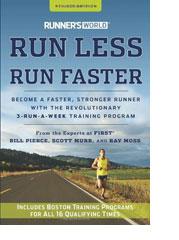 Runner's World Run Less Run Faster