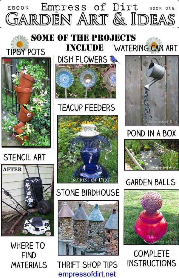 Empress of Dirt Garden Art and Ideas eBook