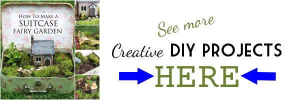 See Empress of Dirt Creative DIY Projects here | empressofdirt.net