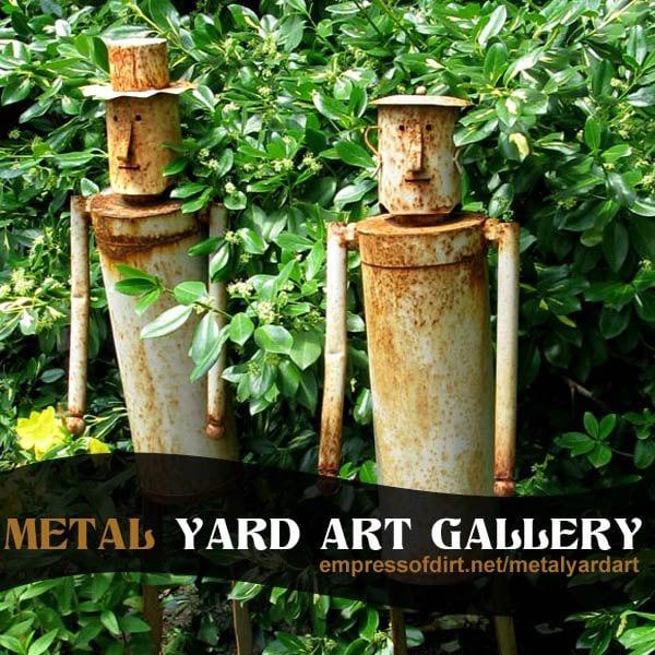 Gallery Of Metal Yard Art Creations
