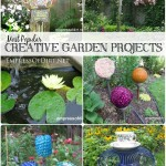 Top 10 DIY Projects For The Home & Garden