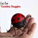 DIY Golf Ball Garden Buggies: A Recycled Craft Project