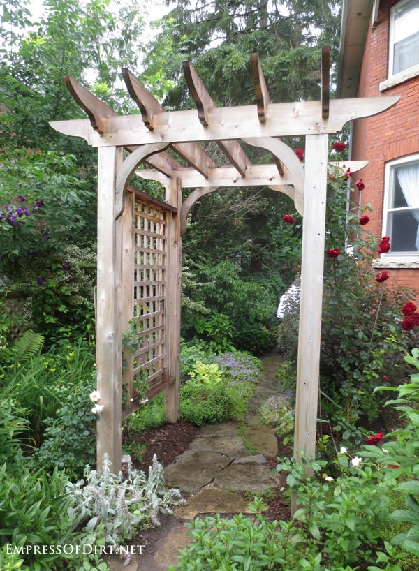 Trellis Gardening Ideas Part - 50: 20+ Ways To Create Vertical Interest In The Garden With Arbors, Trellis,  Obelisks