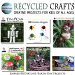 Earth Day Projects for kids of all ages #earthdayprojects