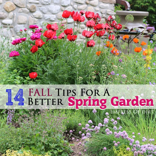 Spring Landscaping Tips garden design: garden design with building an outdoor garden tips