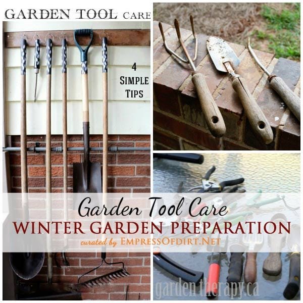 Winter garden prep tool care empress of dirt for Winter garden maintenance
