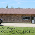 World's largest tool art collection