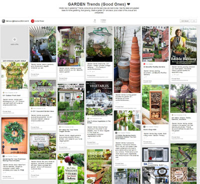 Good garden trends with Empress of Dirt on Pinterest http://www.pinterest.com/empressofdirt/garden-trends-good-ones/