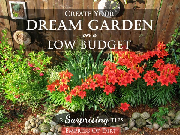 Dream Garden on a Low Budget