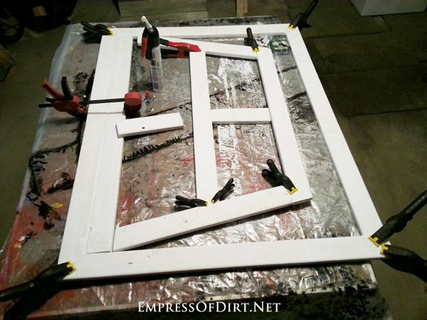 Diy Optical Illusion Mirror For Your Home Or Garden