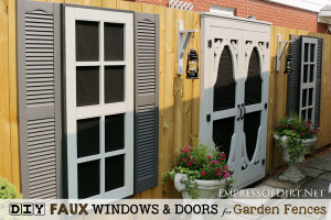 DIY-Faux-Windows-and-Doors-for-Fences-H1