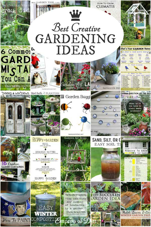 27 Best Creative Gardening Ideas of the Year