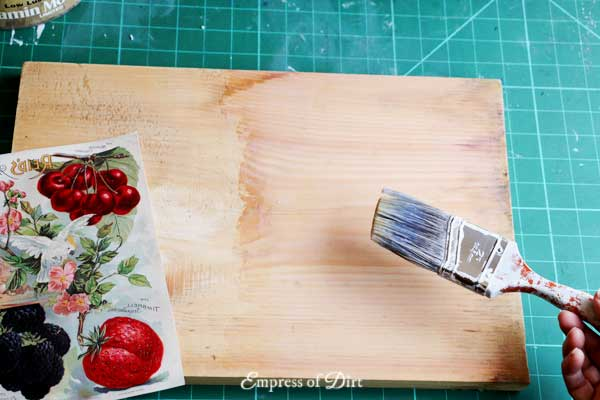 If you want to transfer a photo or image to wood, this method is the most reliable method I've tested. Use it to create unique art, furniture, ornaments, picture frames, and more on any smooth wood or canvas surface.