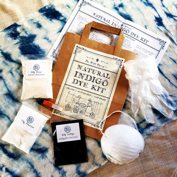 Shibori dyeing kit