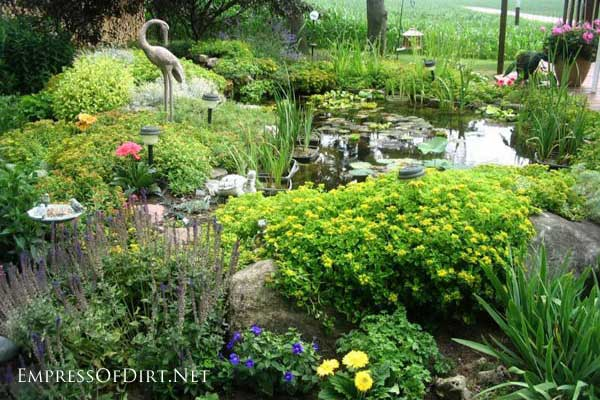 17+ Beautiful Backyard Pond Ideas For All Budgets ... on Backyard Pond Landscaping Ideas id=93776