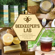Beekeeper's Lab (book cover)