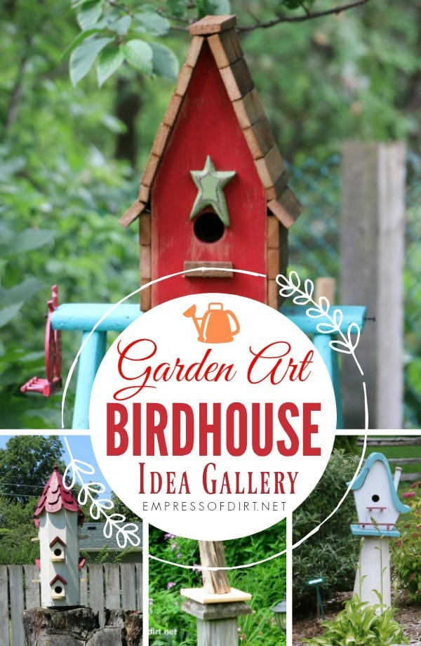 Decorative Birdhouse Idea Gallery