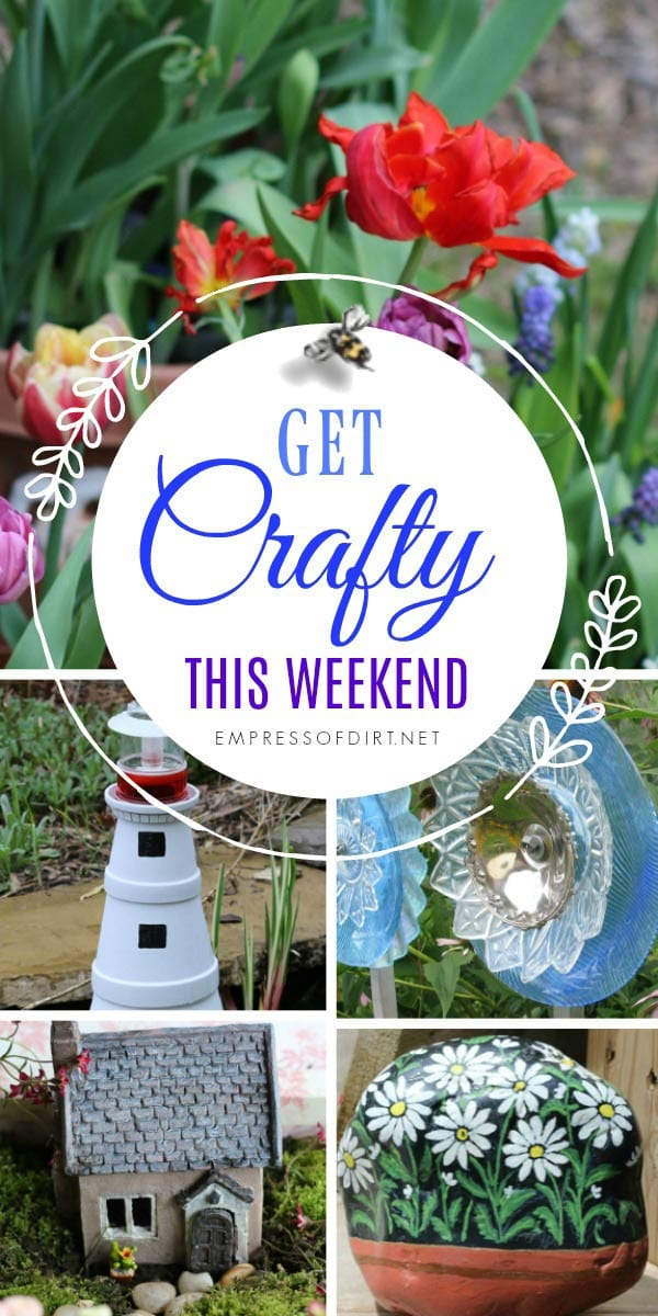 Creative garden-inspired crafts you can make in a weekend.