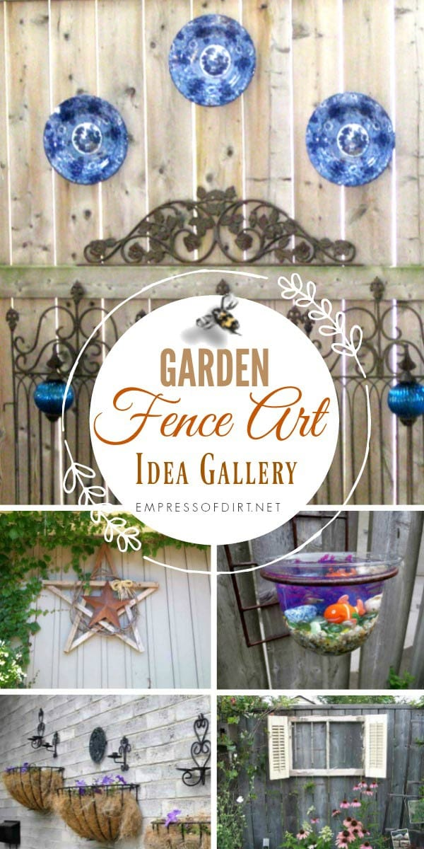 Amazing 25+ Creative Ideas For Garden Fences