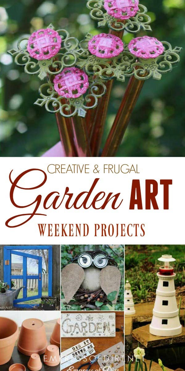 garden art projects. There Are The Top Creative Garden Art Projects For Year. Whether You Want To