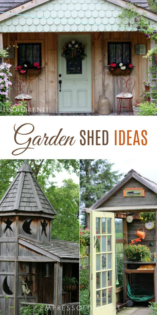 Garden Shed Idea Gallery.