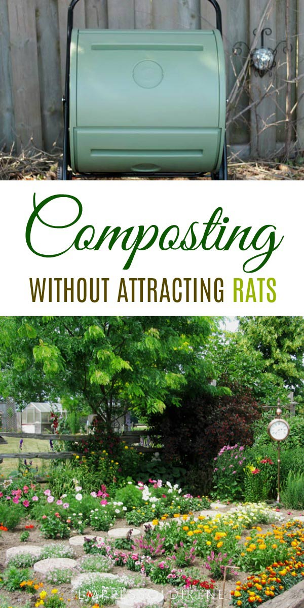 We All Know Composting Is Good For The Garden And The Environment, But  Sometimes Compost