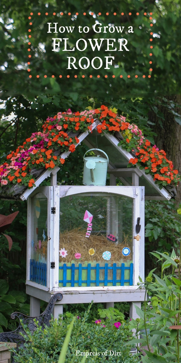 How to Grow a Flower Roof