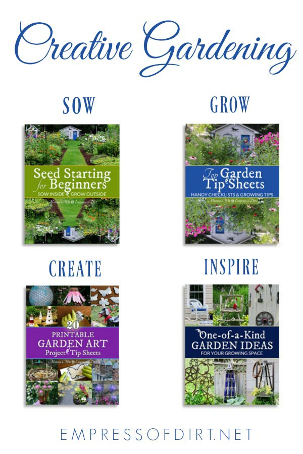 Empress of Dirt Creative Gardening Ebooks