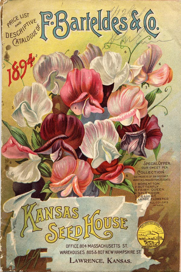The History Of Seed Nursery Catalogs For Gardeners