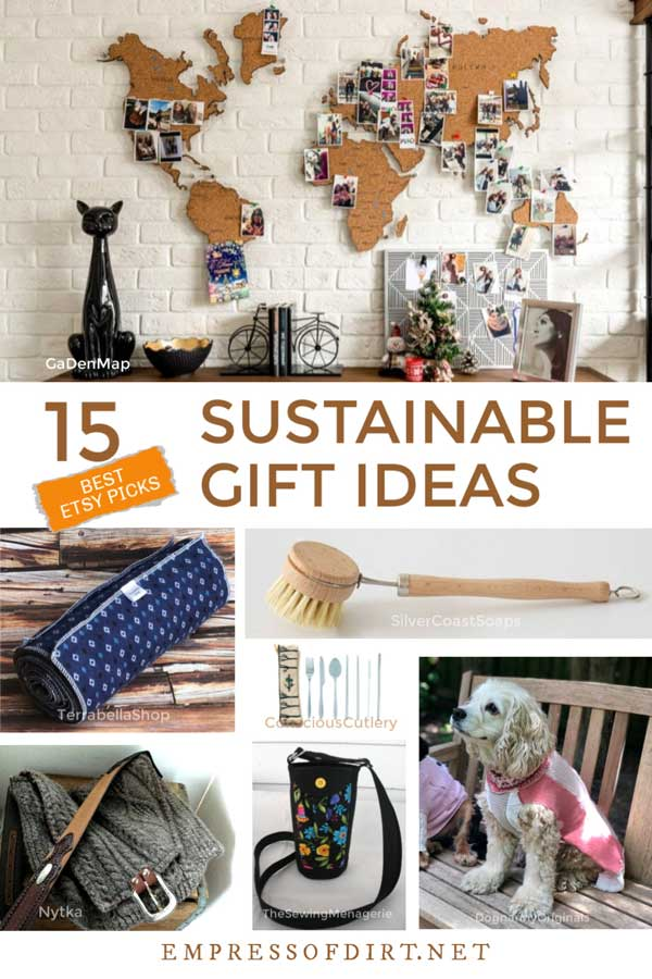 Sustainable gift ideas for an eco-friendly friend.
