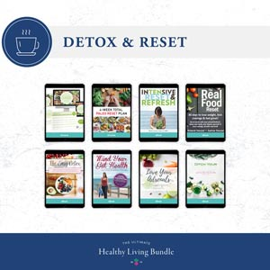 Ultimate bundles healthy living Gardening Detox Reset