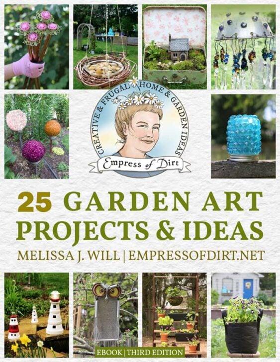 Garden Art Projects & Ideas book cover