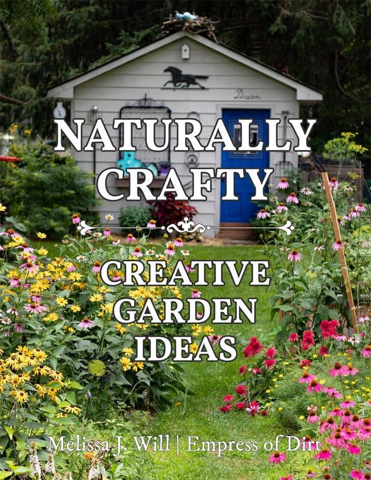 Naturally Crafty: Creative Garden Ideas book cover