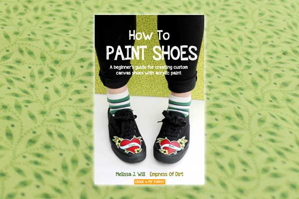 How to Paint Shoes | ebook