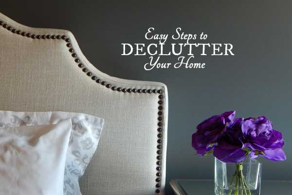 5 Easy Steps to Declutter and Love Your Home