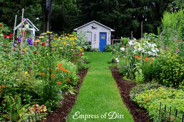 Empress of Dirt growing and gardening tips