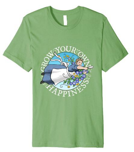 Empress of Dirt Grow Your Own Happiness T-Shirt