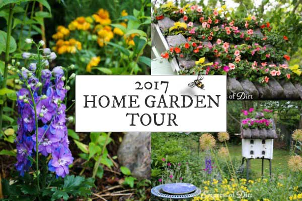 Empress of Dirt home garden tour - Ontario Canada