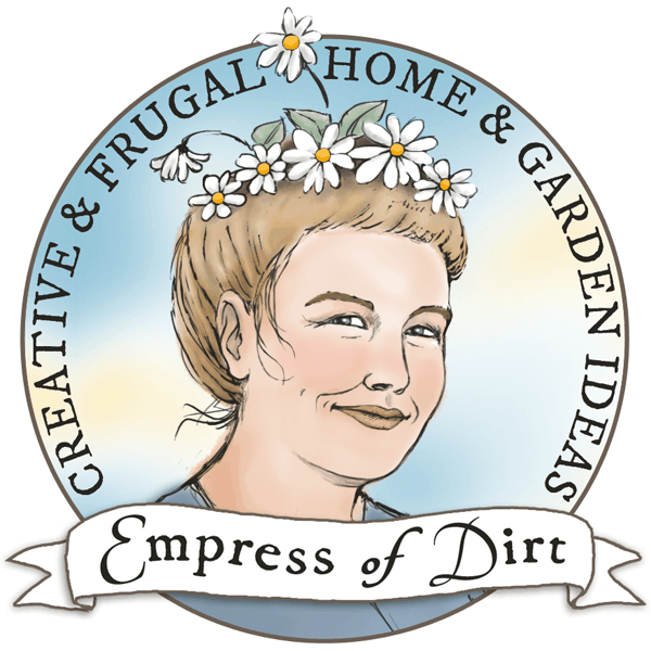 Welcome to Empress of Dirt: creative & frugal home & garden ideas