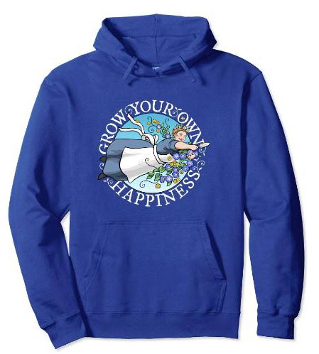 Empress of Dirt Grow Your Own Happiness Hoodie